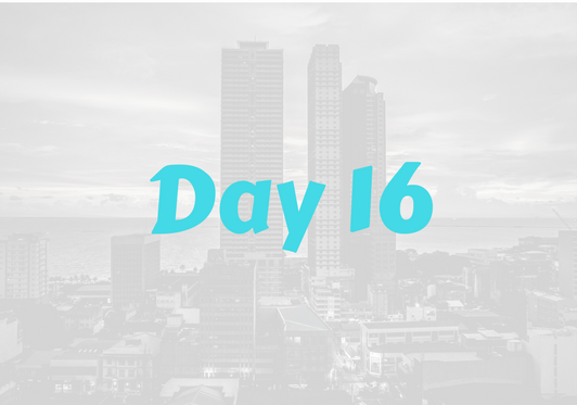 2017 City Advent Calendar – Day 16