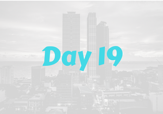 2017 City Advent Calendar – Day 19