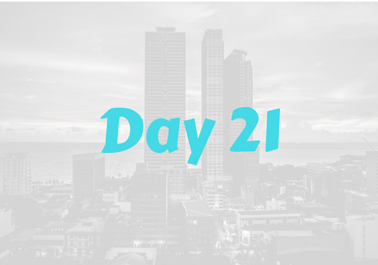 2017 City Advent Calendar – Day 21
