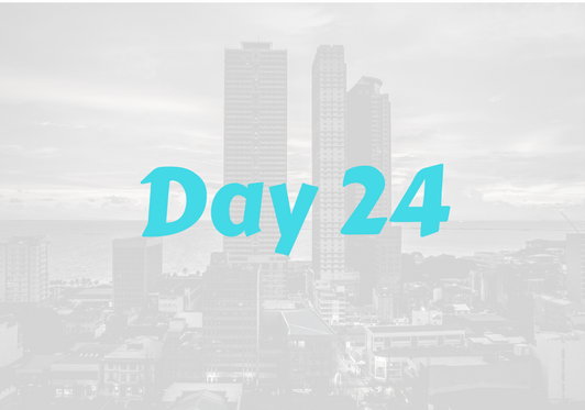 2017 City Advent Calendar – Day 24