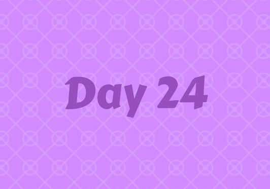 2017 Friends Advent Calendar – Day 22