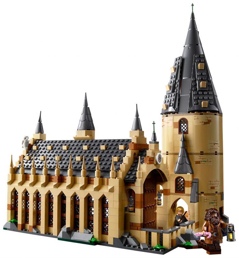 Hogwarts Great Hall Set – The Return to Harry Potter