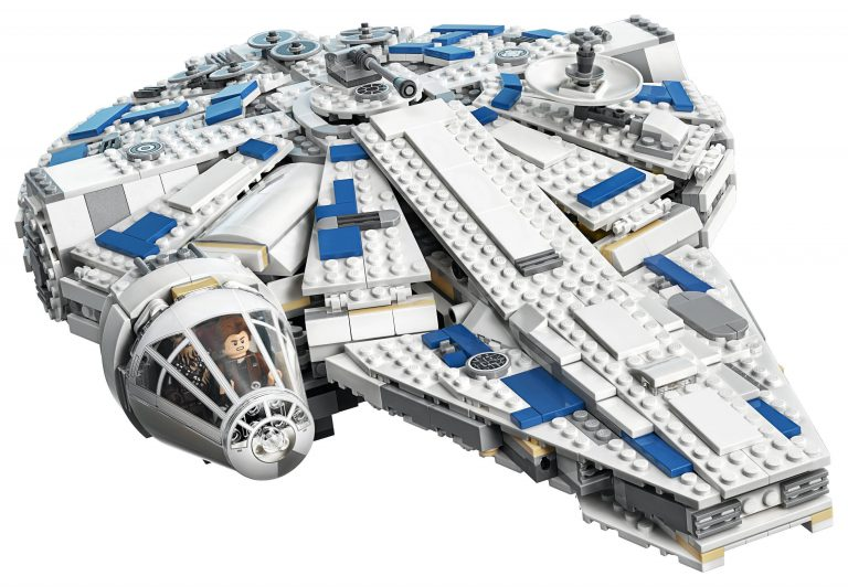 New Millennium Falcon Announcement is Deja Vu Again