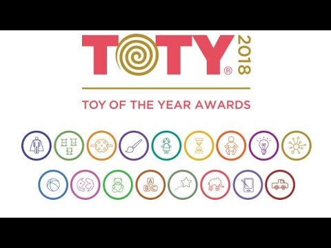 LEGO wins 3 of 5 nominated categories at Toy Awards
