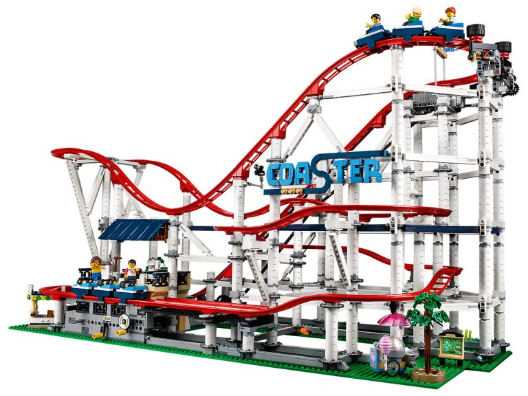 Get Ready to Ride! 10261 Roller Coaster Announced