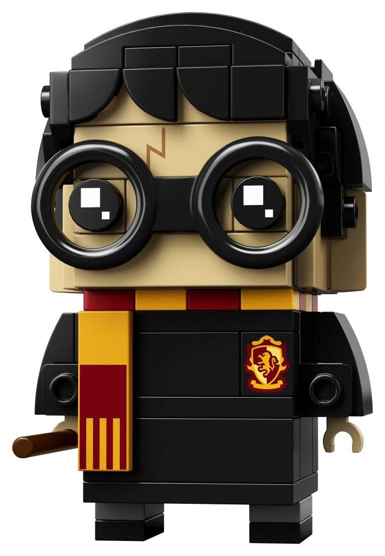 Harry Potter BrickHeadz Introduced