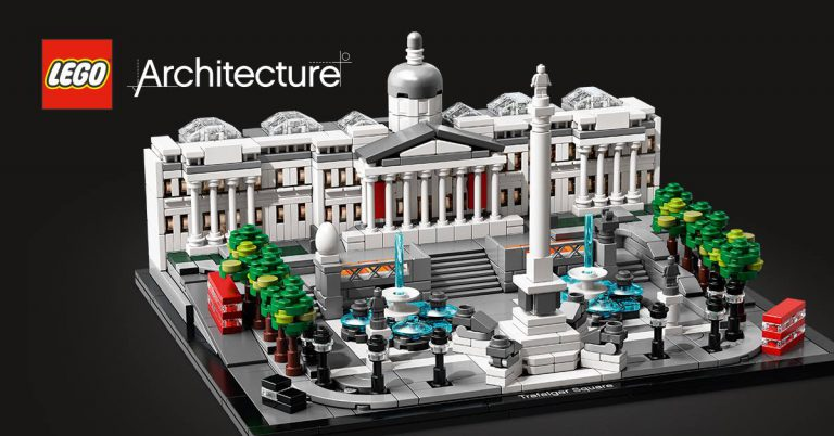 New LEGO Architecture Set Revealed