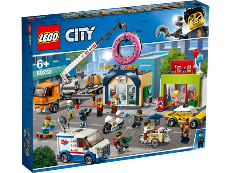 Summer 2019 LEGO City Sets Revealed