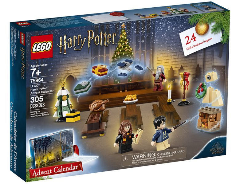 Harry Potter Advent Calendar Available This Christmas