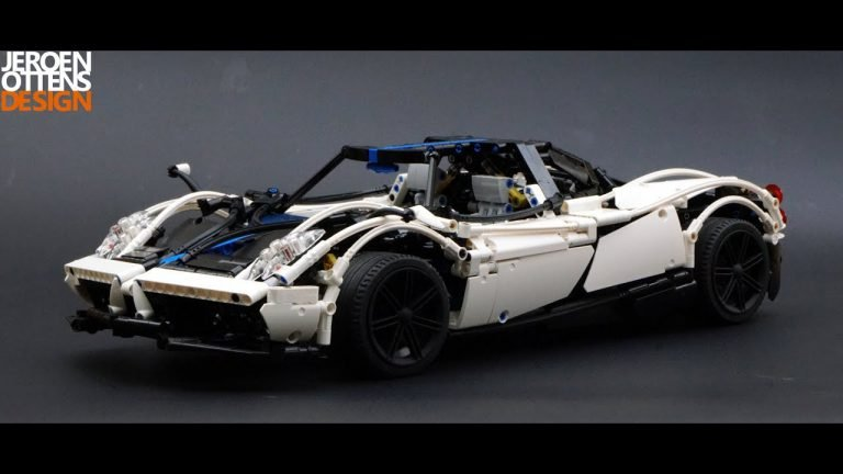 Charity Auction: TECHNIC PAGANI HUAYRA BC