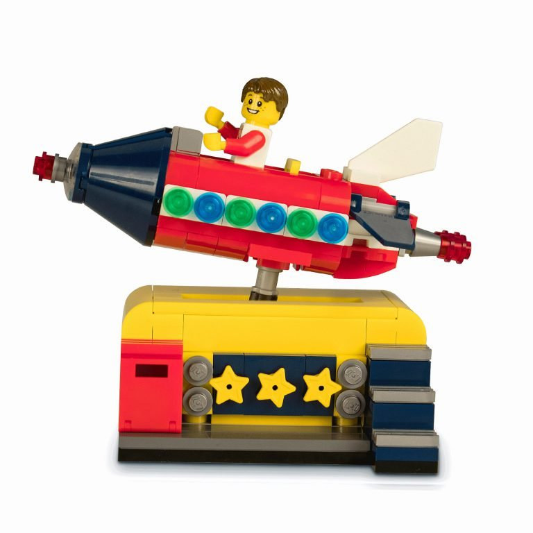 LEGO Ideas Space Rocket Ride As Gift With Purchase