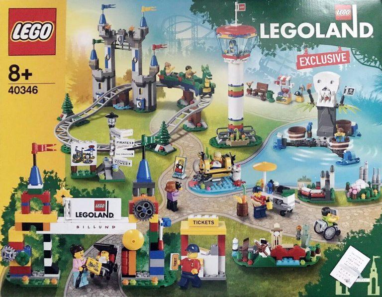 Exclusive LEGOLAND Set 40346 Appears