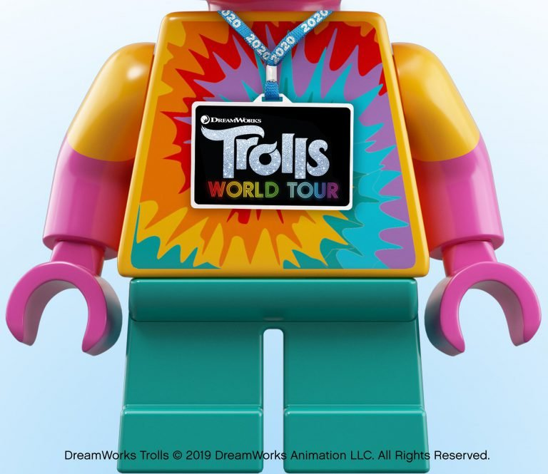 LEGO & DreamWorks Trolls World Tour Line Official