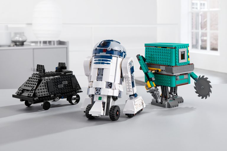 LEGO: Star Wars Introduces BOOST Powered Droids