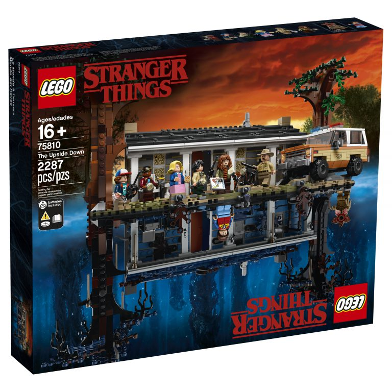 New LEGO Ideas Contest – Iconically Stranger Things!