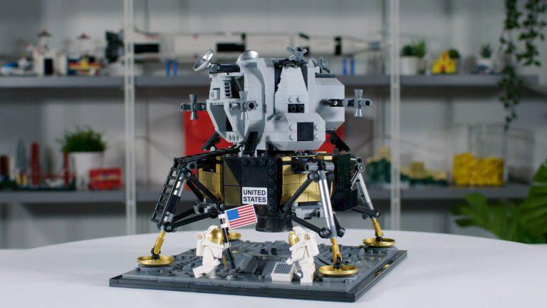 NASA Lunar Lander Designer Video