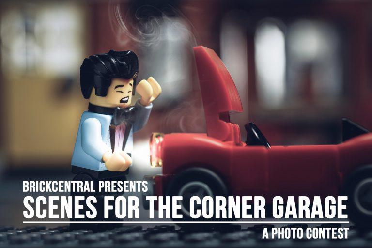 Scenes for the Corner Garage Photo Contest