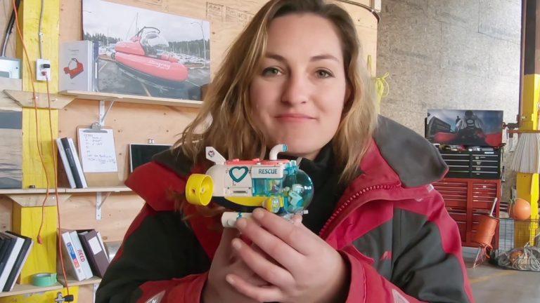 LEGO & Nat Geo Kids Parter For Ocean Conservation