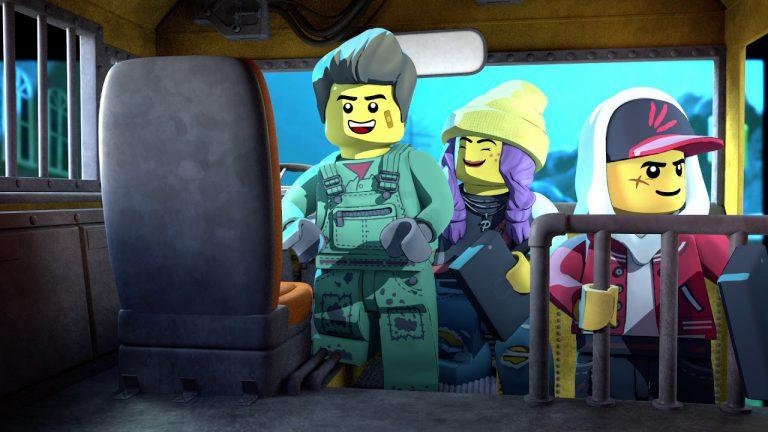 LEGO Hidden Side Trailer Released
