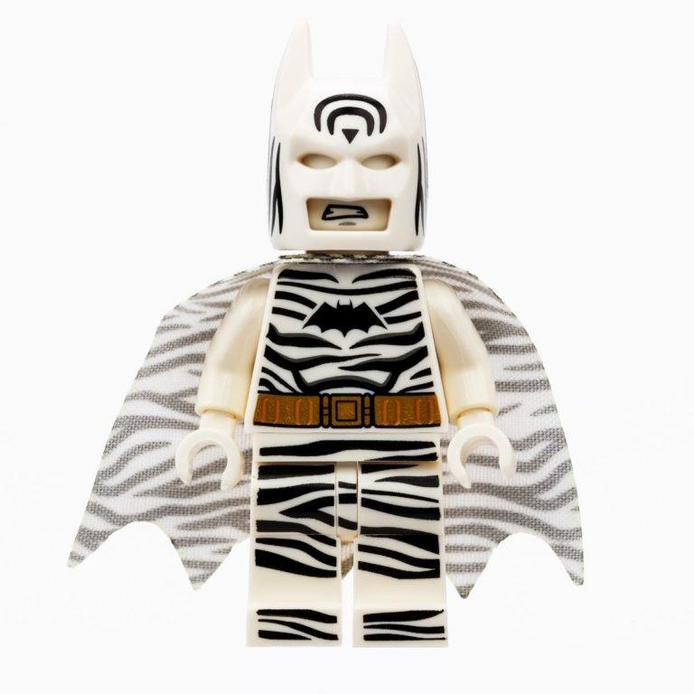 LEGO Announces 4th SDCC Exclusive – Zebra Batman