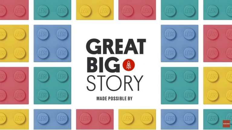 LEGO Group & Great Big Story team to inspire girls