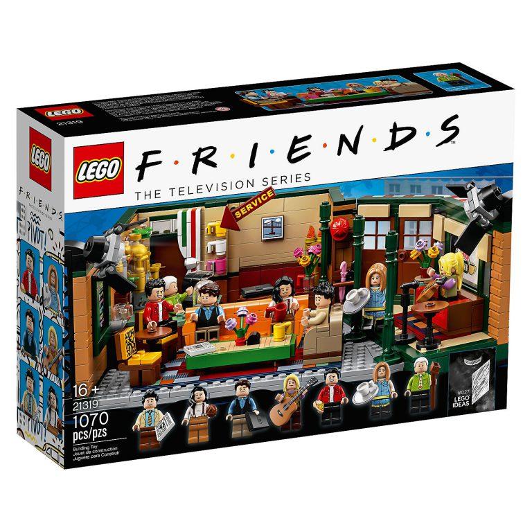 LEGO Ideas Announces Friends 25th Anniversary Set