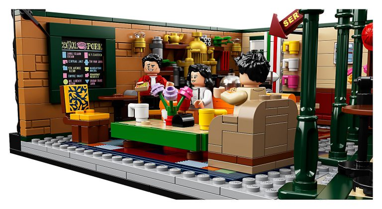LEGO Brings Comedy Hit Friends Back In Brick Form