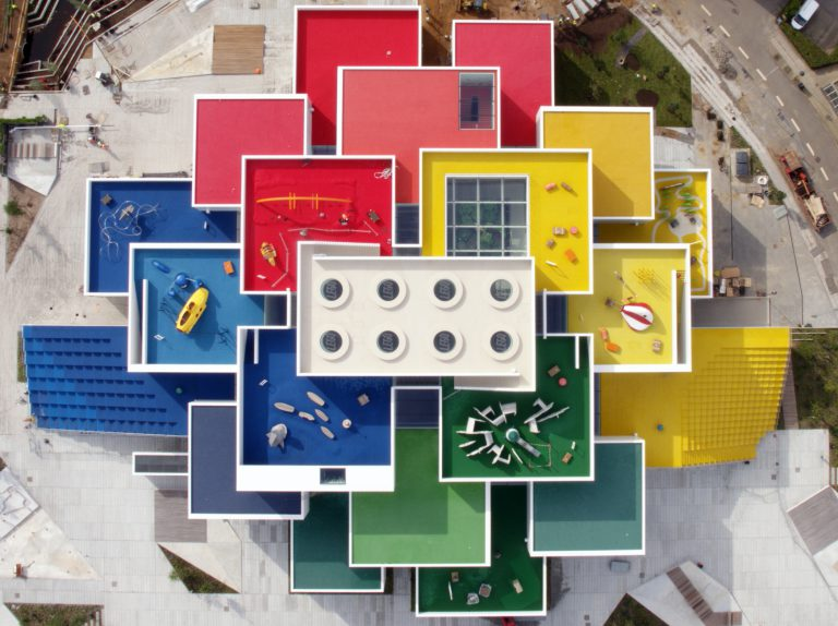 LEGO House Sees Record Number of Visitors This Summer