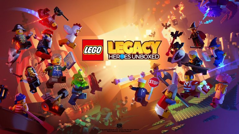 LEGO Legacy Pre-registration now open