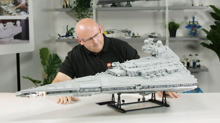 UCS Imperial Star Destroyer Designer Video