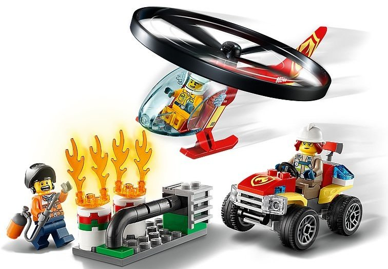 LEGO City 2020 Features Flying Sets!