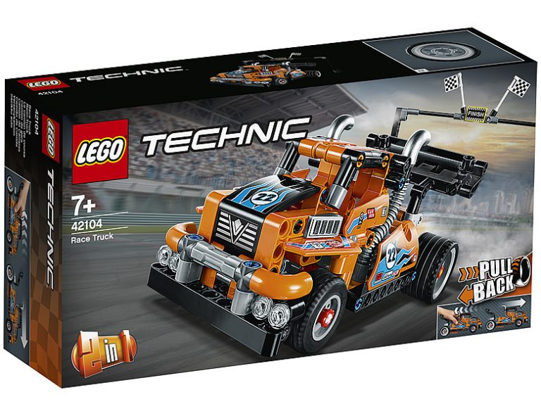 LEGO Technic Continues To Roll In 2020